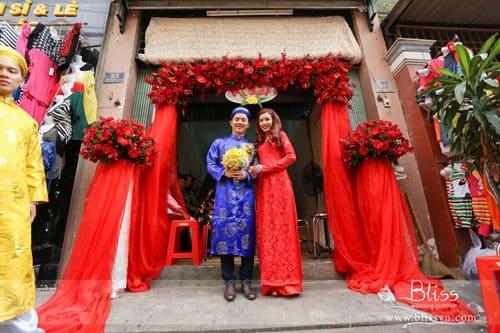 nghi thức cưới hỏi