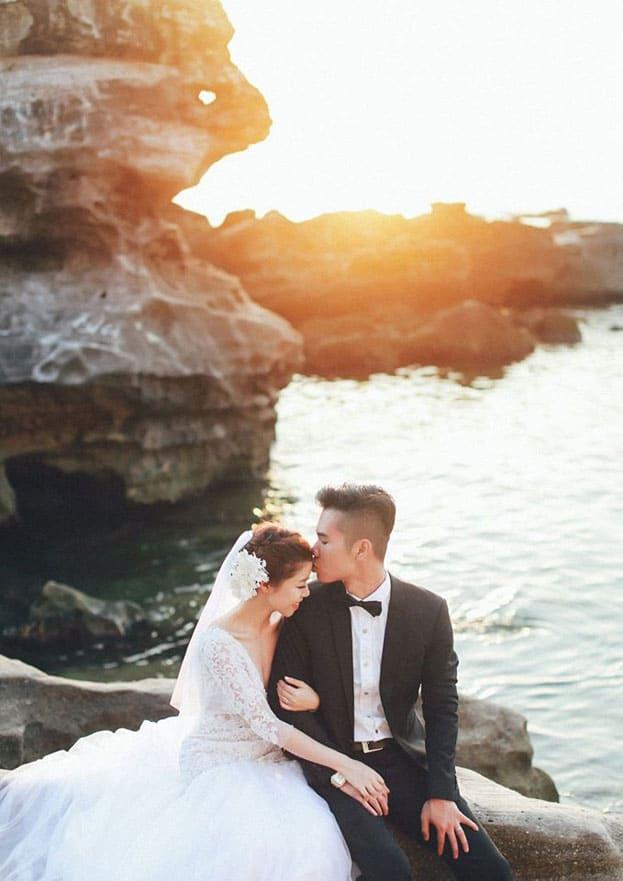 ảnh cưới 2017 tuyệt đẹp tại phú quốc