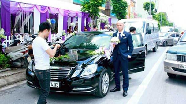 Nên quay phim cưới truyền thống hay phóng sự cưới