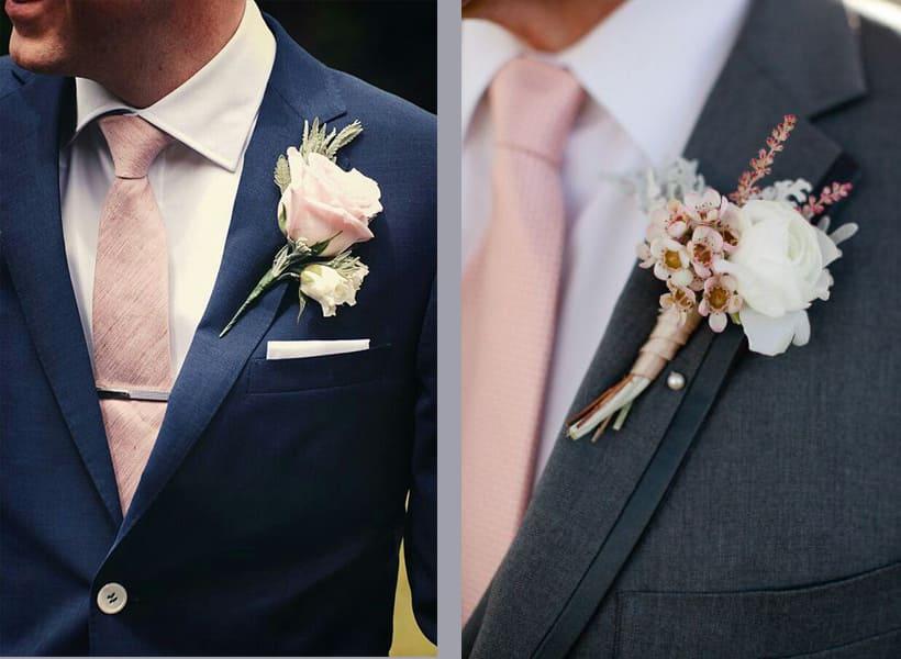 tông màu vest chú rể trong mùa cưới 2017