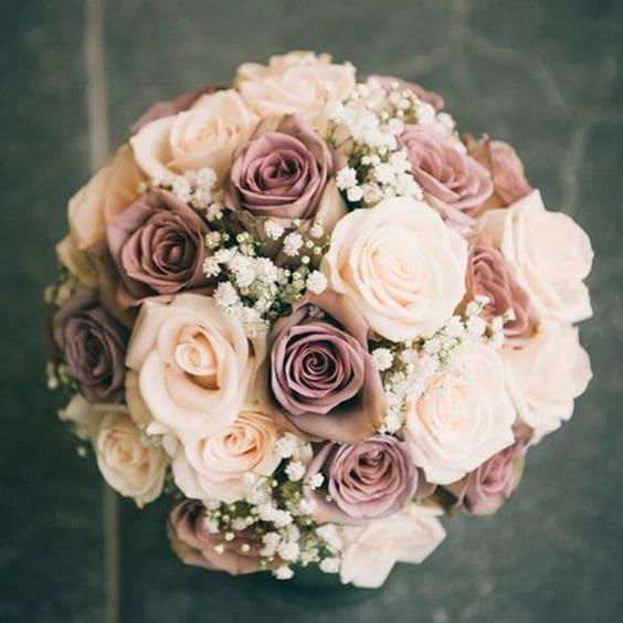 tông màu trong mùa cưới 2017 đang lên ngôi