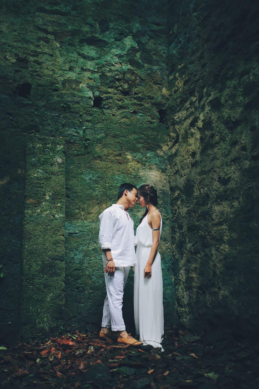 Ảnh cưới phong cách Bô-hê-miêng hoang dã