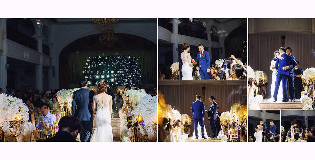 Để có một phim cưới phóng sự đẹp mắt nhất dành cho ngày trọng đại