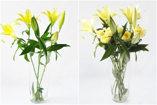 Cách cắm hoa ngày Tết 8