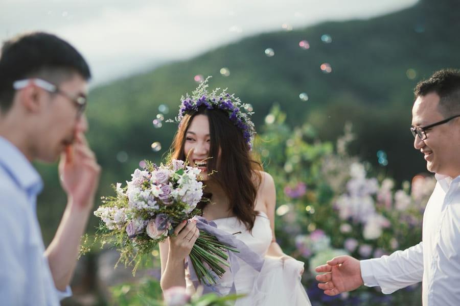 Nên chụp ảnh Pre Wedding hay phóng sự cưới ?