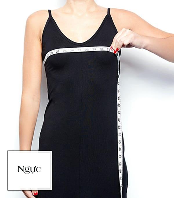 Số đo may áo dài cưới chuẩn đẹp không thể bỏ qua