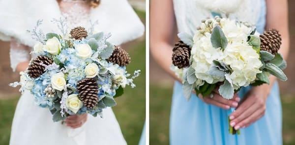 hoa cưới cẩm tú cầu 1