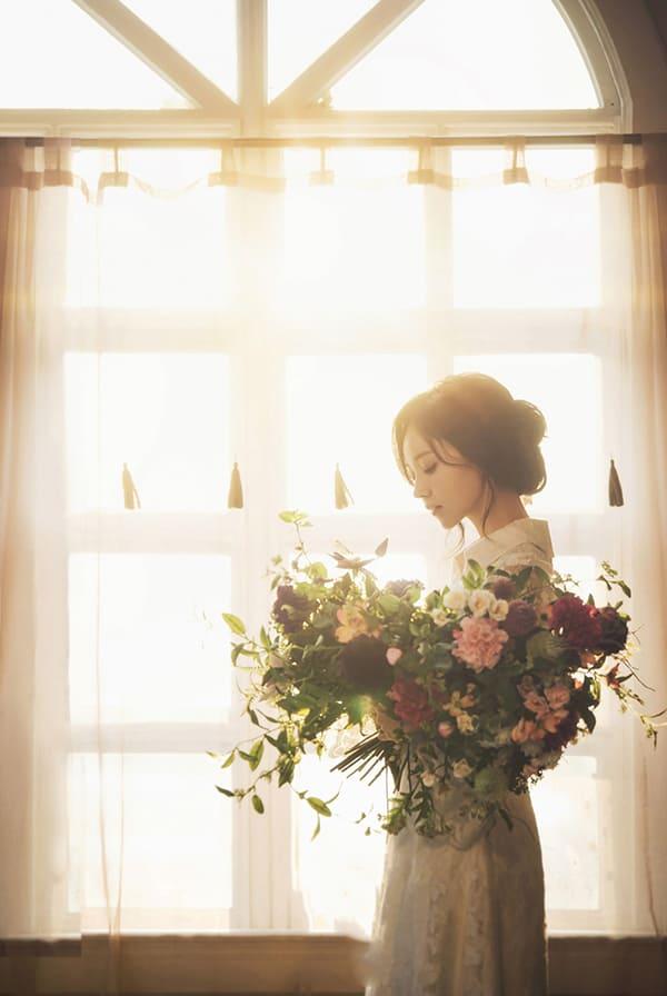 kiểu tóc cô dâu đẹp 4