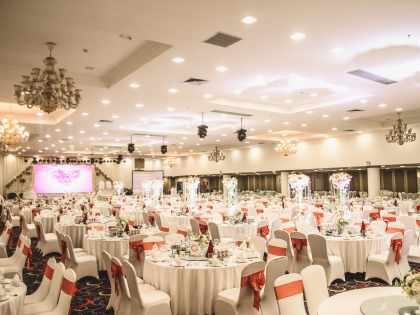 Trung tâm tiệc cưới và sự kiện Vạn Hoa 3