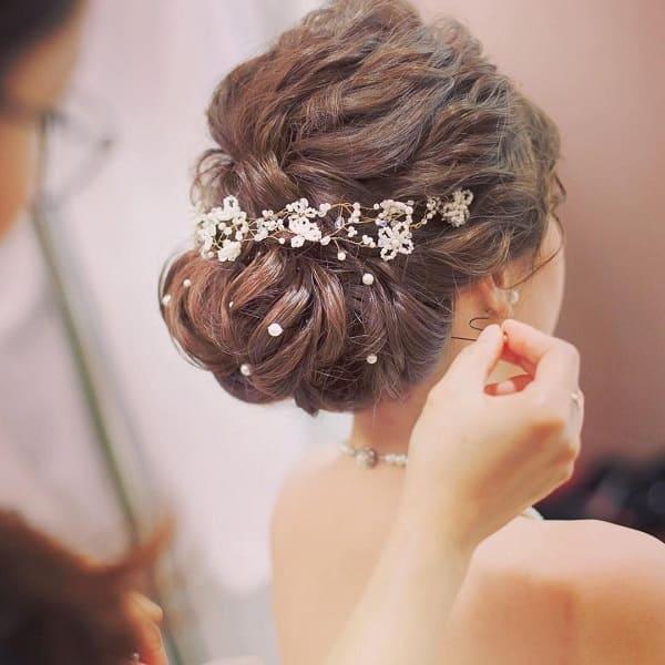 phụ kiện tóc xinh xắn 5