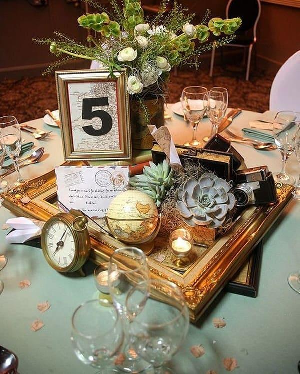 bàn tiệc cưới 6
