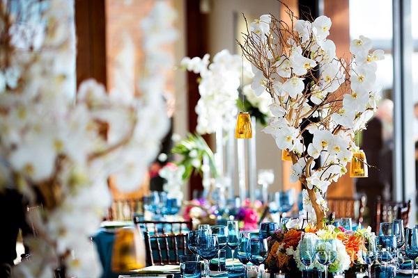 bàn tiệc cưới 7