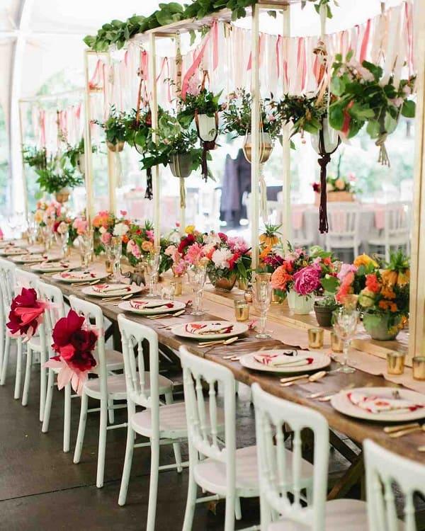 bàn tiệc cưới 9
