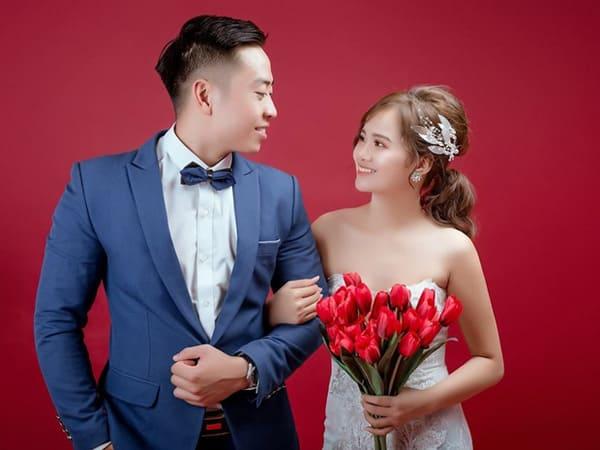 bộ ảnh cưới đáng yêu 1