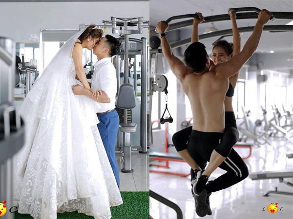 bộ ảnh cưới đáng yêu 5