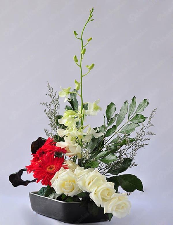 cắm hoa ngày Tết 10