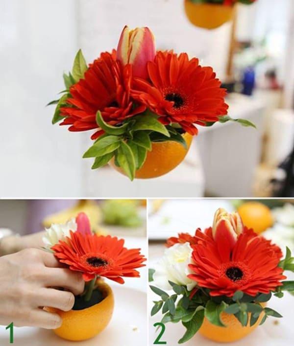 cắm hoa ngày Tết 5