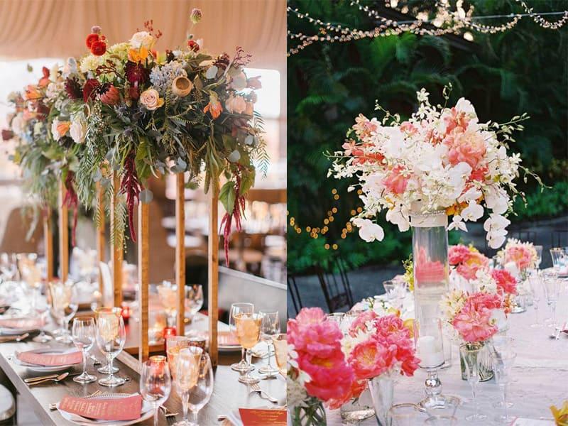Kết quả hình ảnh cho hoa cưới trang trí
