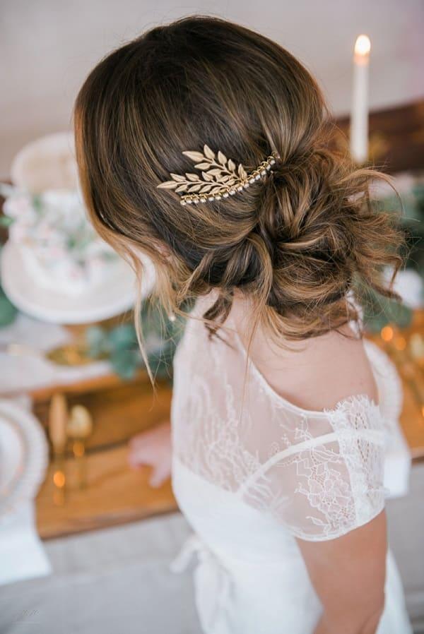 kiểu tóc cô dâu Hàn Quốc 12