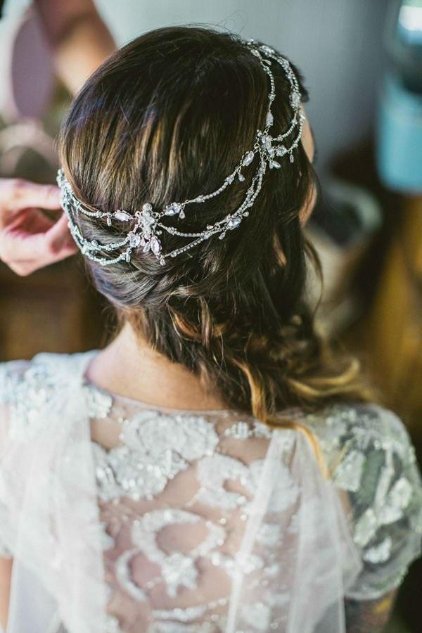 kiểu tóc cô dâu Hàn Quốc 15