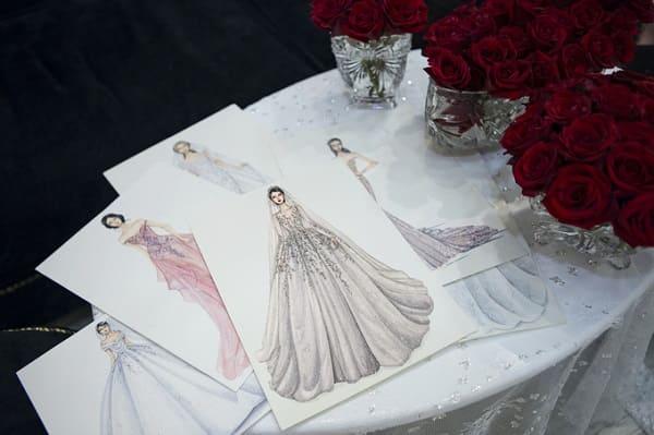 váy cưới của Vũ Ngọc Ánh 1