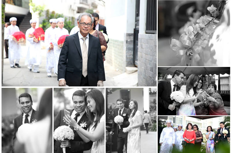 Quay phim phóng sự cưới tại Gia Lai