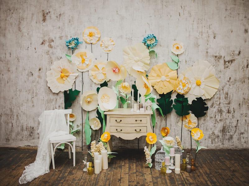 backdrop hoa handmade ft