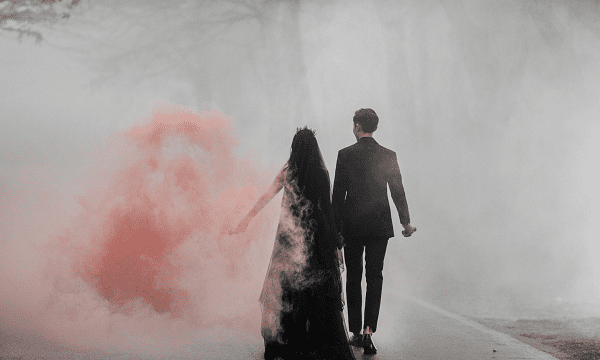 đám cưới đen 9