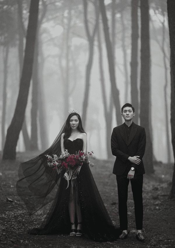 đám cưới đen 3
