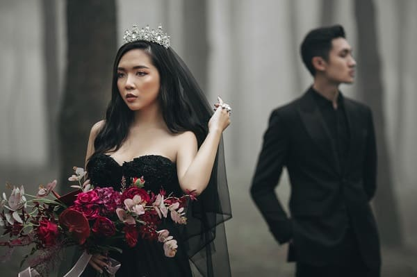 đám cưới đen 4
