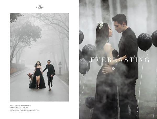đám cưới đen