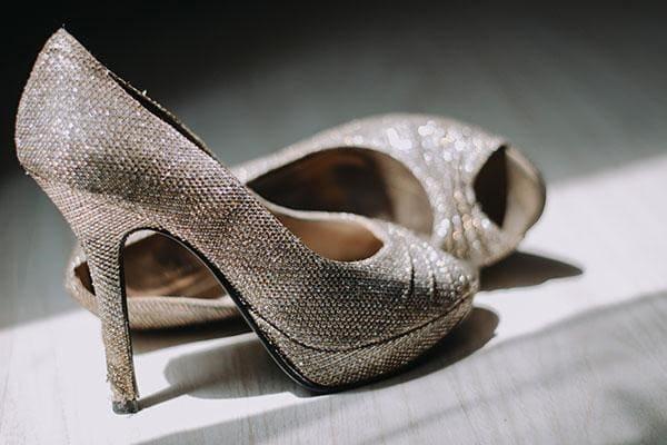 Chọn giày cưới theo sở thích