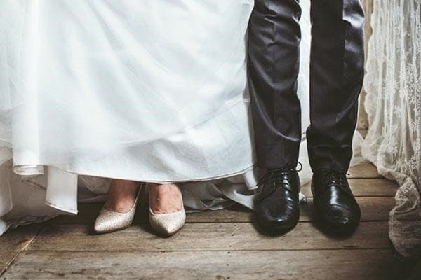 Chọn giày cưới chú trọng sự thoải mái