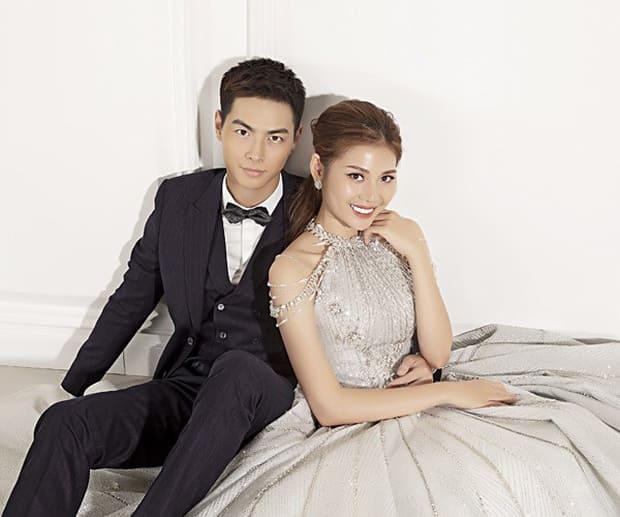 Tan chảy với bộ ảnh cưới lại từ đầu sau 2 năm về chung một nhà của Chúng Huyền Thanh và Jay Quân - Ảnh 6.