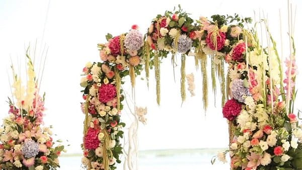cổng hoa cưới 4