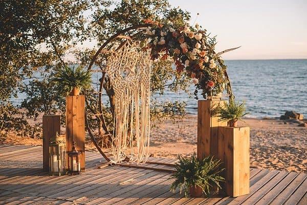 cổng hoa cưới 0