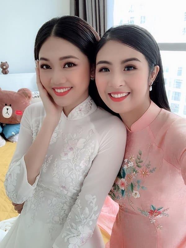 lễ rước dâu á hậu thanh tú 11