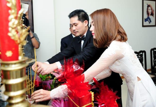 nghi lễ cưới truyền thống rước dâu