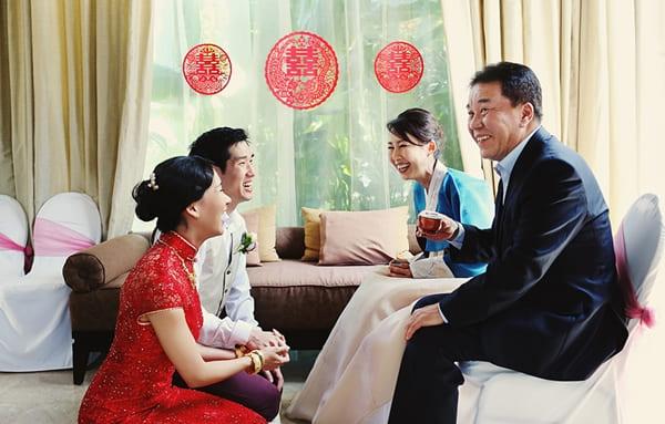 nghi lễ cưới 90