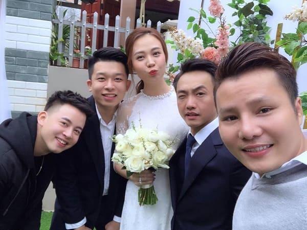 đám cưới sao việt 5