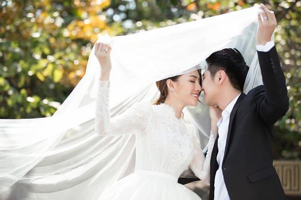 đám cưới sao việt 1