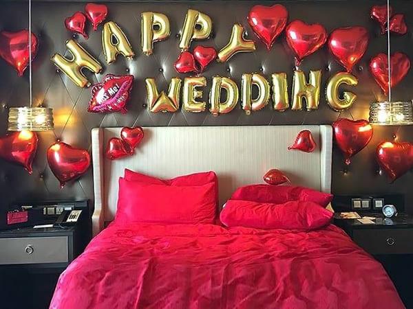 phòng cưới cần chuẩn bị những gì (ft)