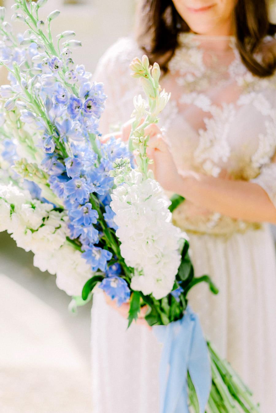 Ý nghĩa của hoa cưới hoa phi yến