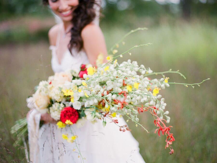 Ý nghĩa của hoa cưới hoa lan nam phi