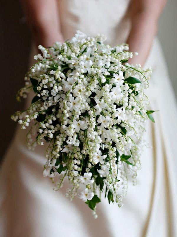Ý nghĩa của hoa cưới hoa linh lan