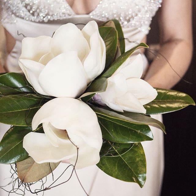 Ý nghĩa của hoa cưới hoa mộc lan