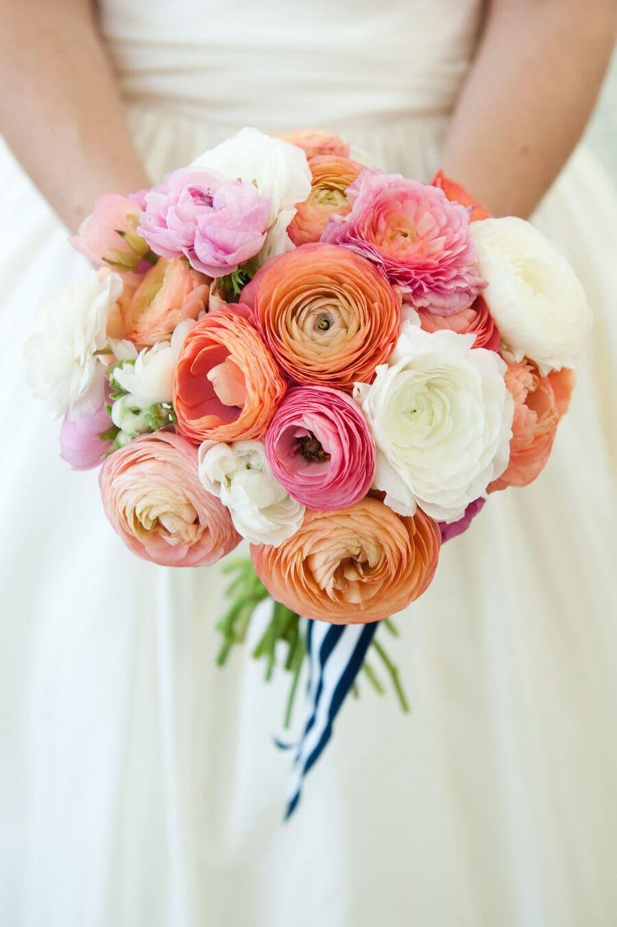 Ý nghĩa của hoa cưới hoa mao lương