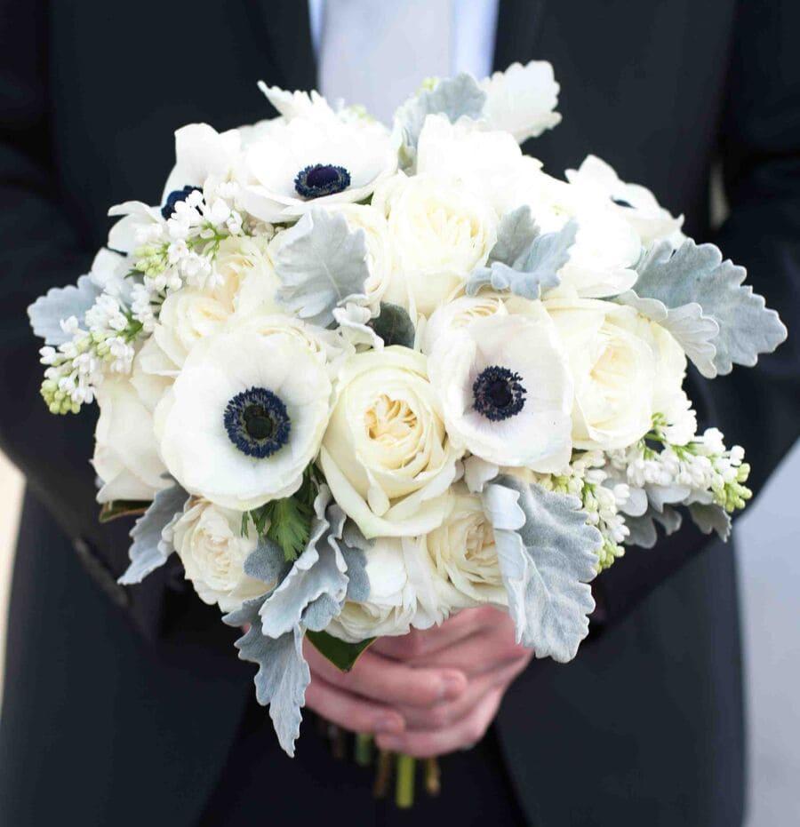 Ý nghĩa của hoa cưới hoa hải quỳ
