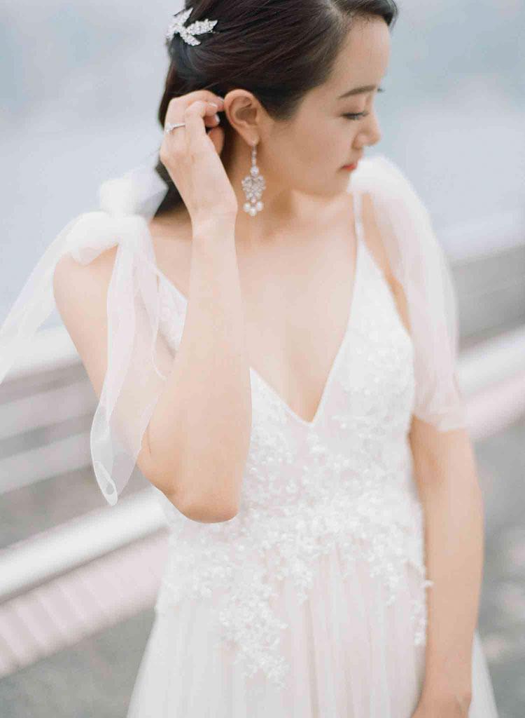 kinh nghiệm chụp ảnh cưới tìm kiểu tóc