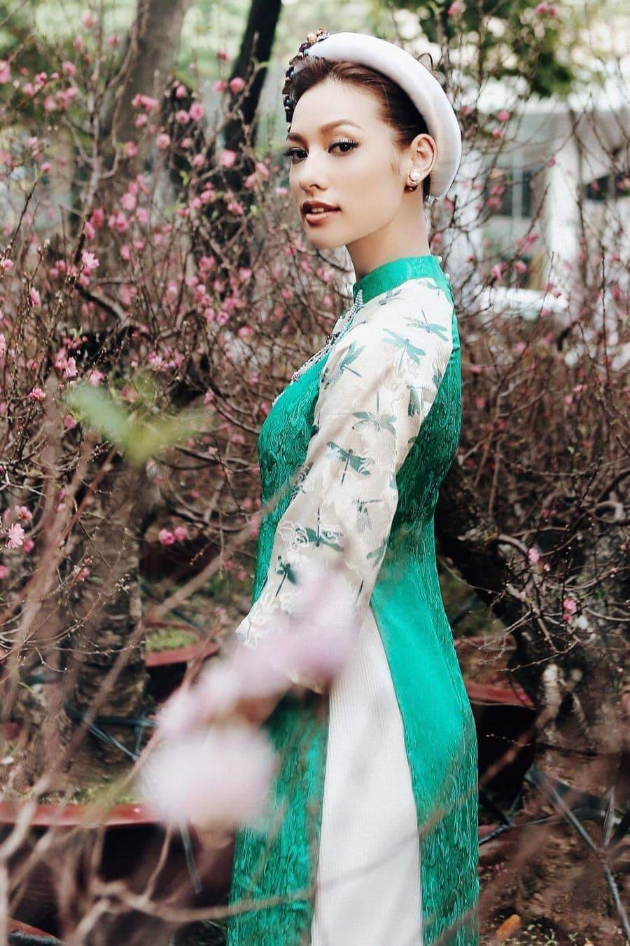 áo dài cưới gấm 8 Mate.vn